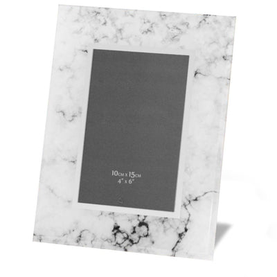 Glass Marble Photo Frame