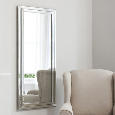 Chambery Mirror Pewter