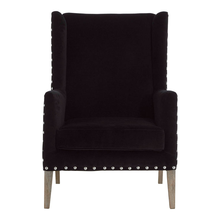 Washington Occasional Chair Black