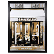 Hermes Large Store Front Picture