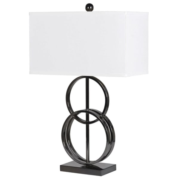 Double Circles Table Lamp