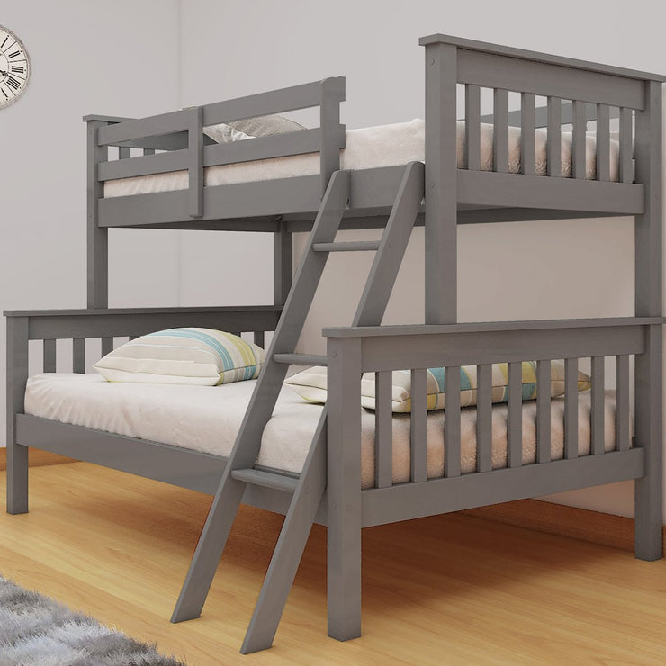 Dux Bunk Grey 3ft & 4ft 6