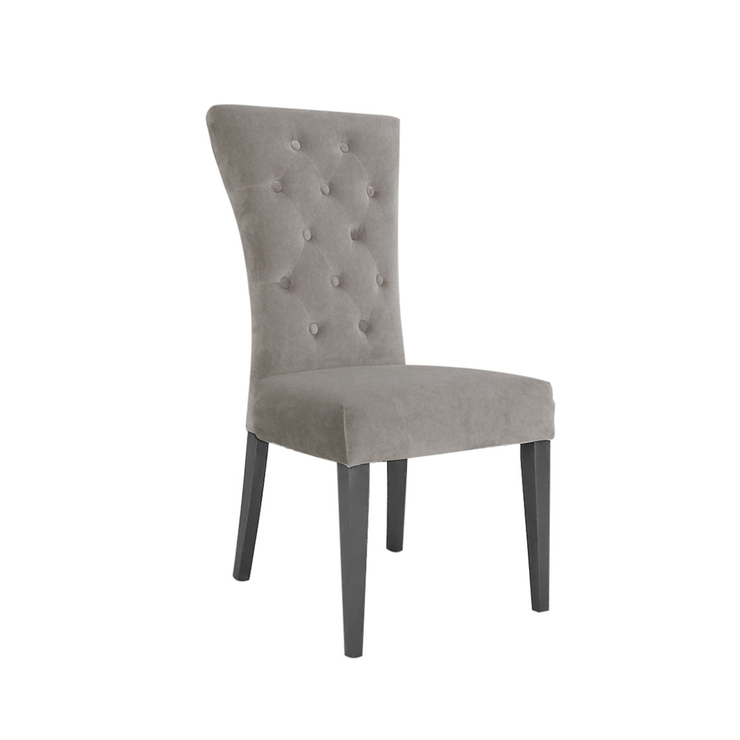 Taupe Penny Dining Chair