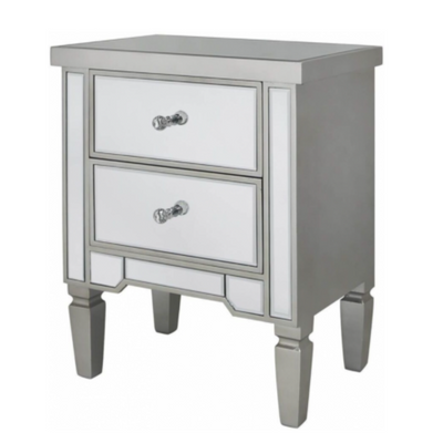 Delphine 2 Drawer Chest