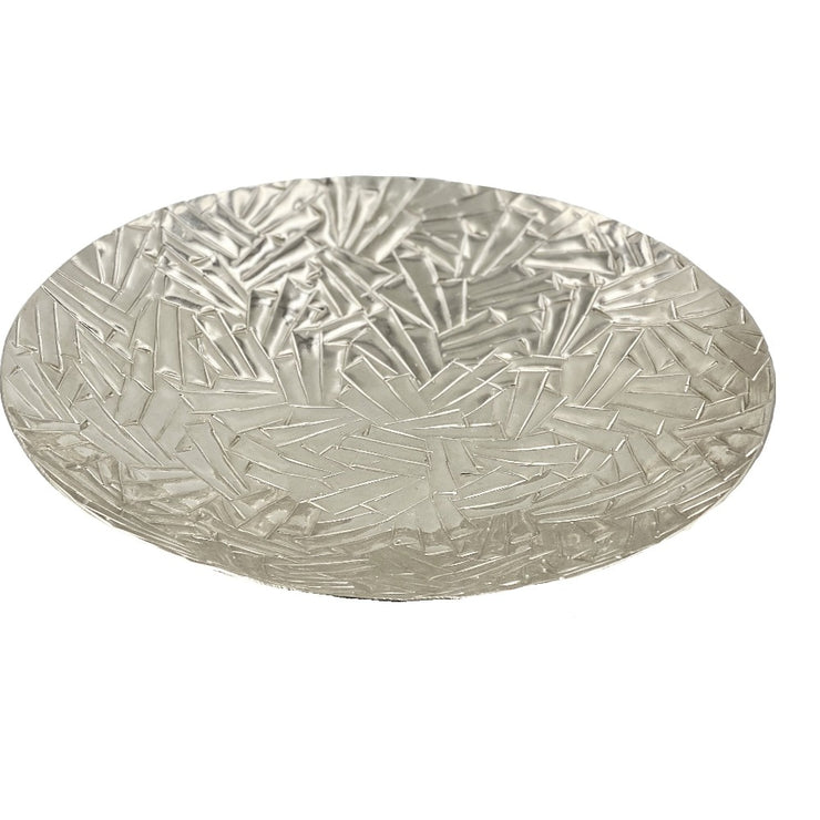 Contemporay Metal Platter