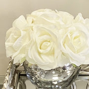 Xtra Small Mirrored Rose Bowl