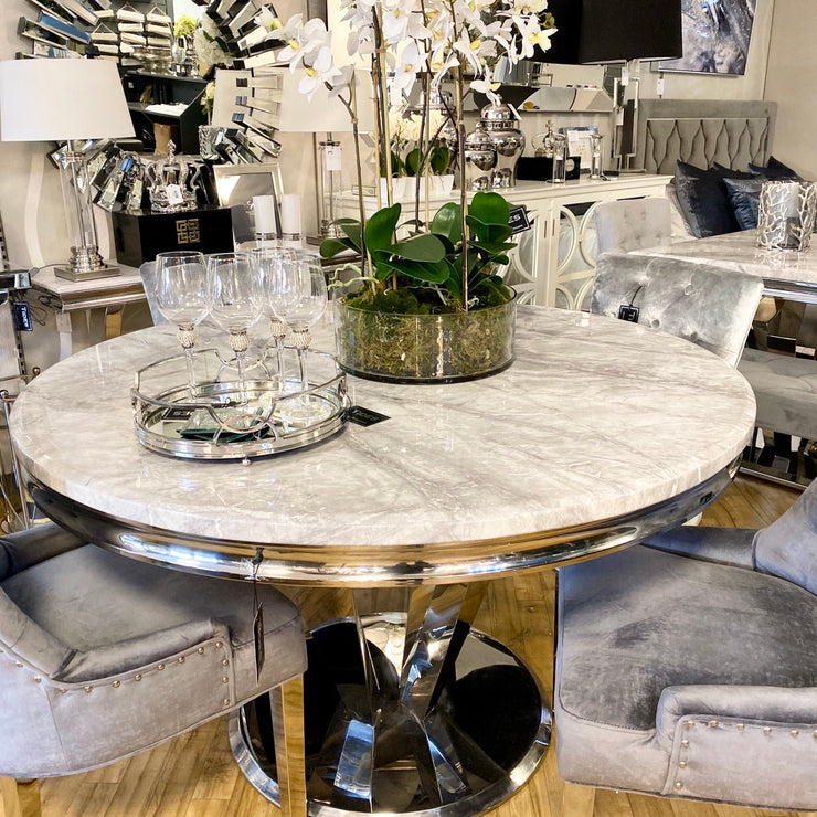 Arturo Round Dining Table Tides Home And Garden