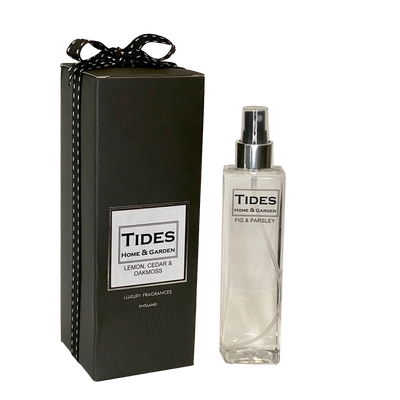 Tides Black Edition Candle Room Spray