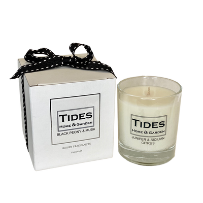 Tides White Edition Candle