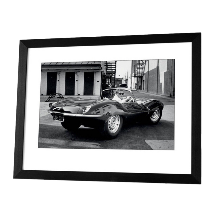 Classic Car Framed Artwork