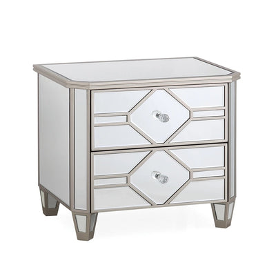 Rosa Bedside Table