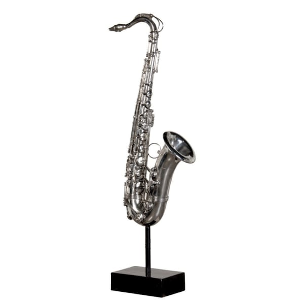 Saxophone on Stand