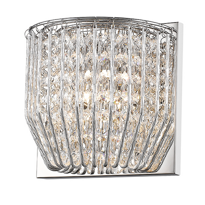 Carlo Crystal Wall Light