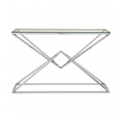 Pyramid Console Table