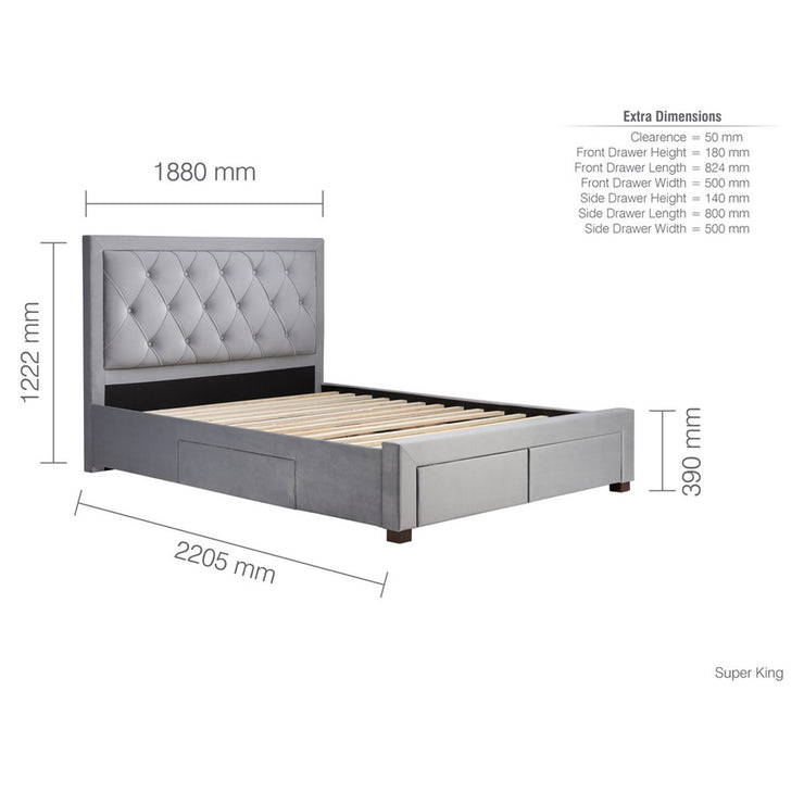 Burberry Bed