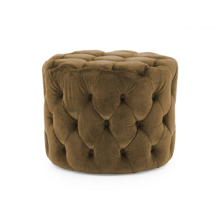 Jenkins Buttoned Footstool