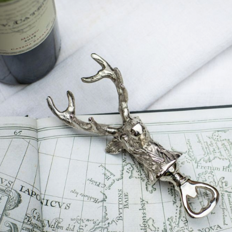Culinary Concepts Stag Bottle Opener