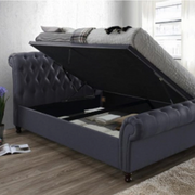 Caria Side Ottoman Bed