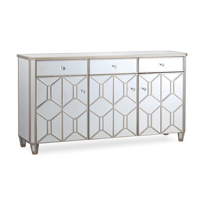 Rosa 3 Door 3 Draw Sideboard