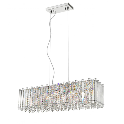 Clara Oblong Pendant Light