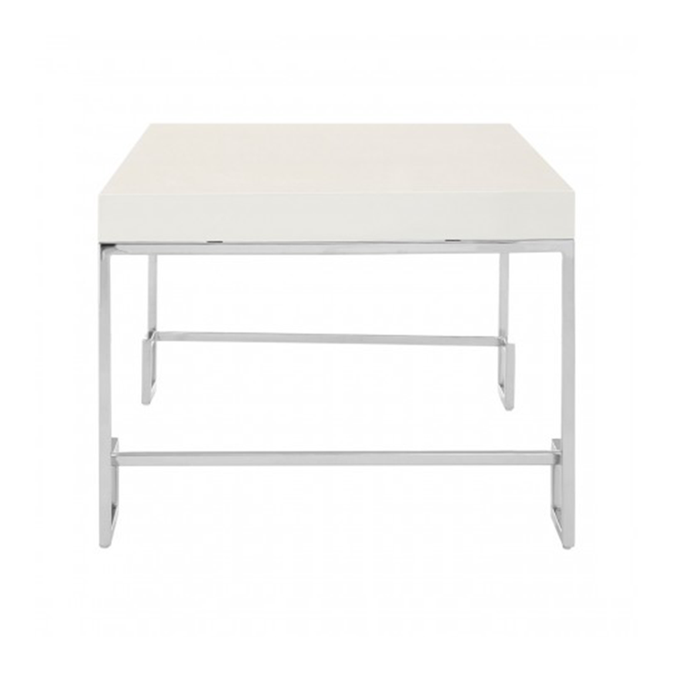 White High Gloss Coffee Table