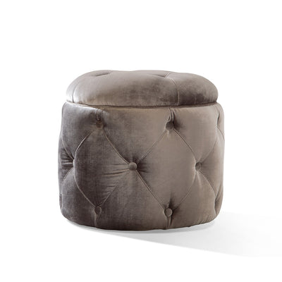 Nichola Buttoned Footstool