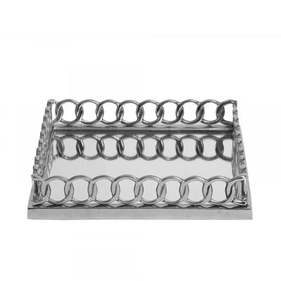 Square Chain Tray (2 sizes)