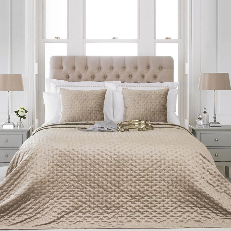 Champagne Moonlight Bedspread