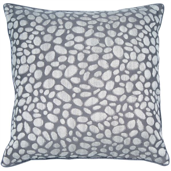 Grey Pebbles Cushion