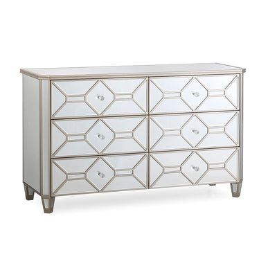 Rosa 6 Drawer Chest