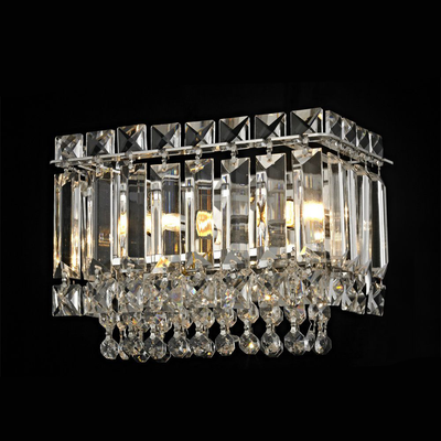 Alvery Crystal Wall Light
