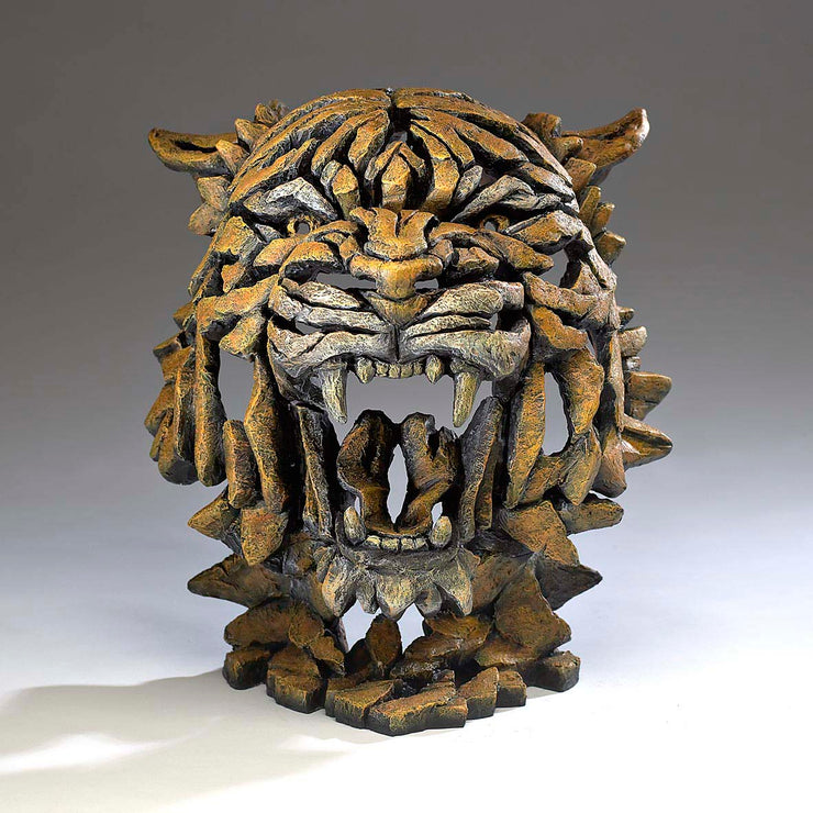 Tiger Bust Statue