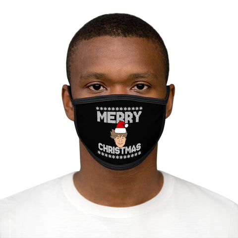 Merry Christmas Face Mask
