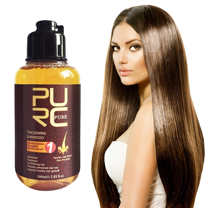 PURC Herbal Ginger Shampoo