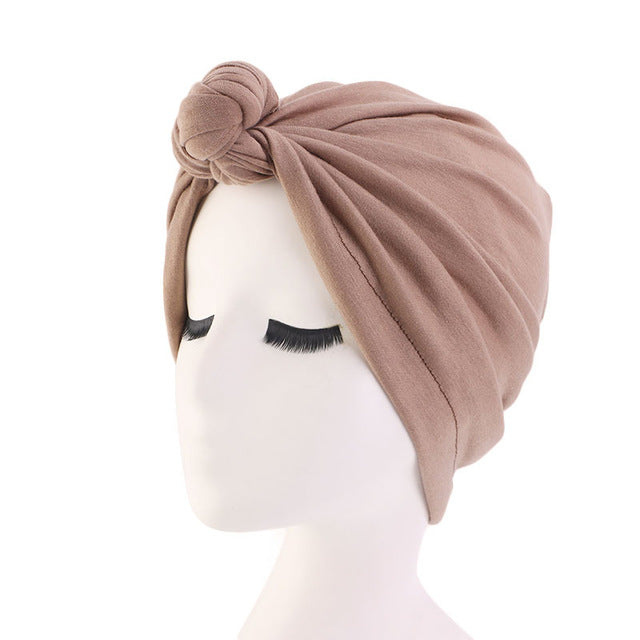 Women Turban bonnet