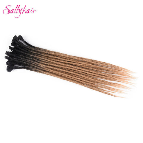 24 inch Handmade Synthetic Dreadlocks Hair Extensions