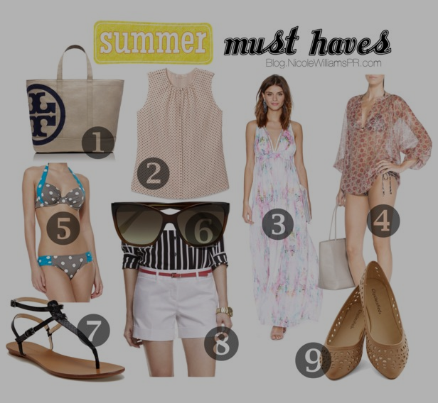 Look Cool In These Summer Must-Haves