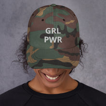 Load image into Gallery viewer, GRL PWR Dad Hat