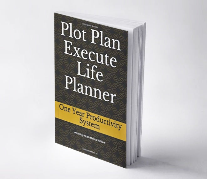 Plot Plan Execute Life Planner