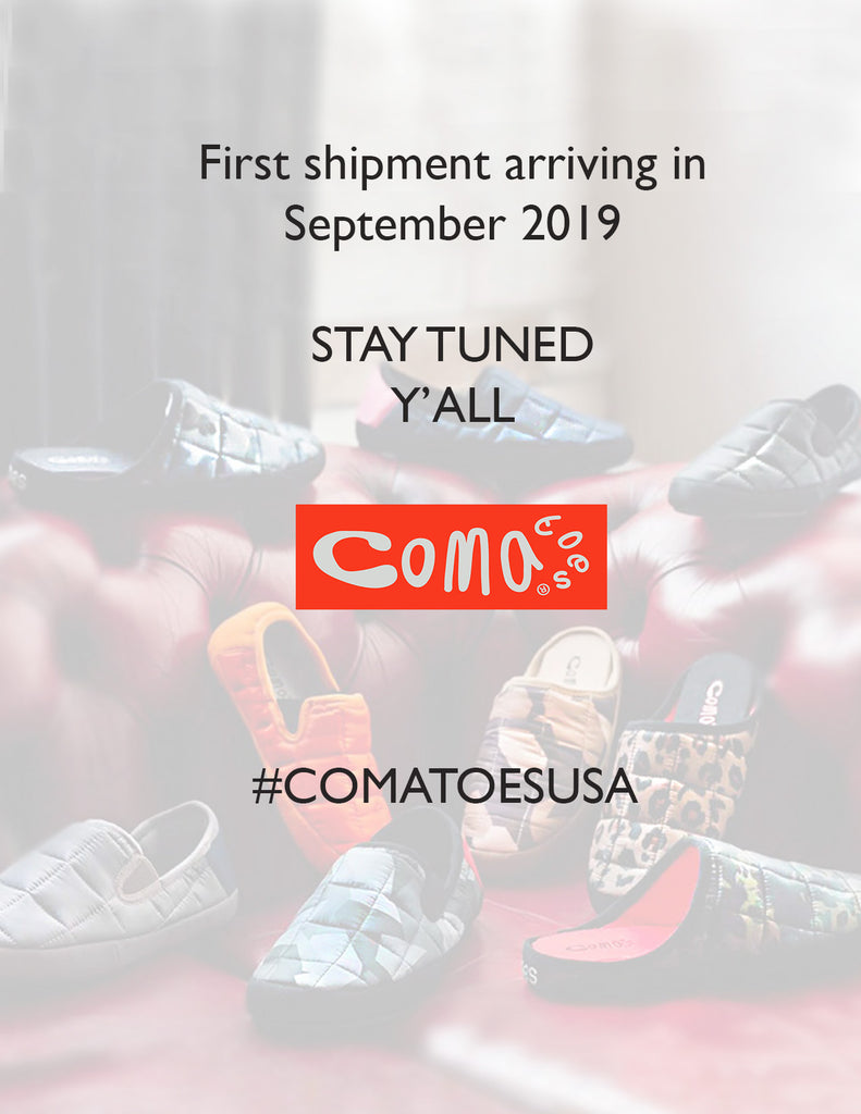 Coma Toes USA coming soon