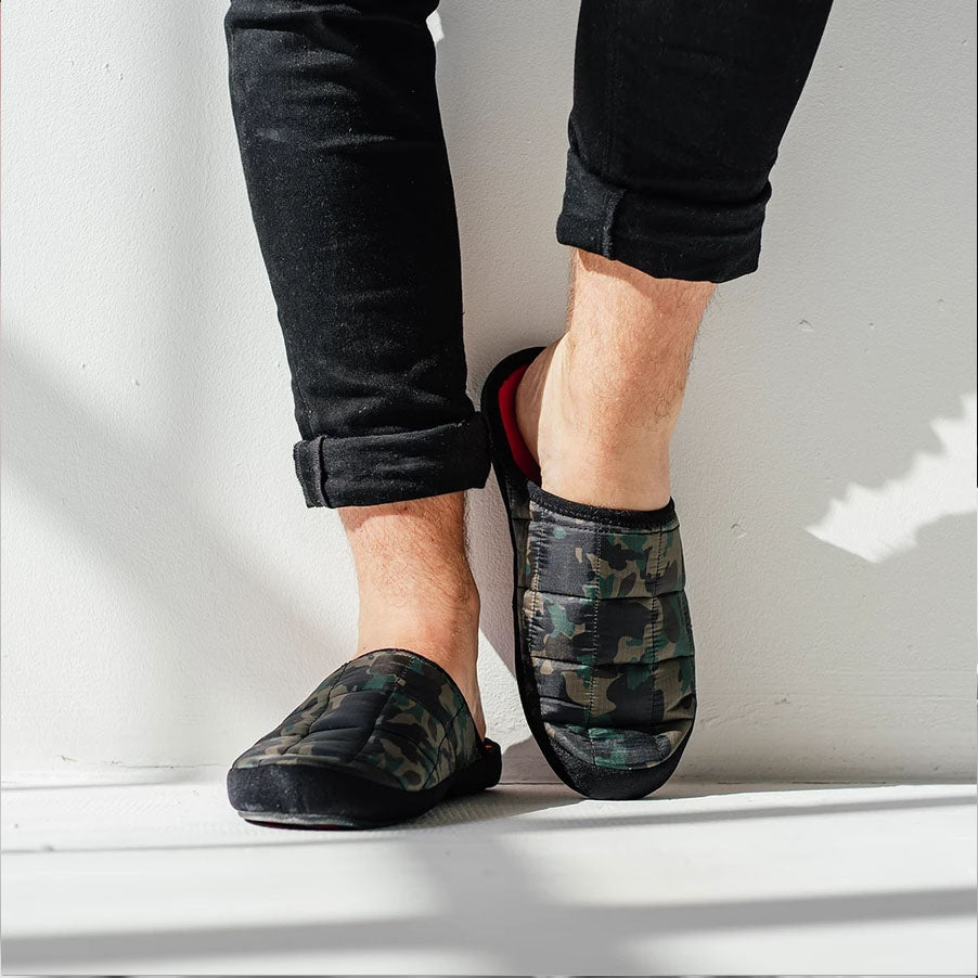 MENS TOKYOES GREEN CAMO