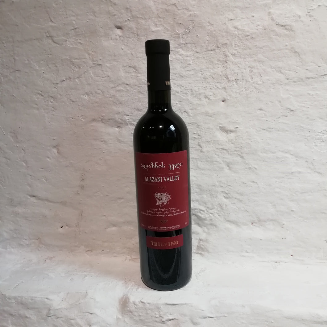 Tbilvino Alazani Valley 2018
