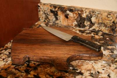 Animal Cutting Boards- Solid Oak