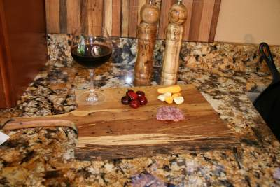 Multi-wood Charcuterie/bread boards