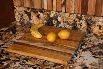 Multi-wood Cheese Boards