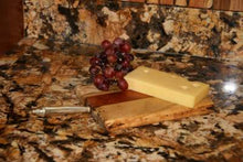 Load image into Gallery viewer, Multi-wood cheese Board with Handle