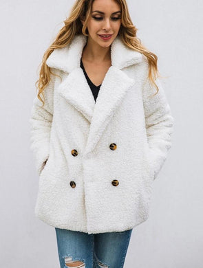 Lisa™ - Fashionable Fuzzy Jackets!