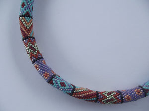 Gypsy Beaded Necklace