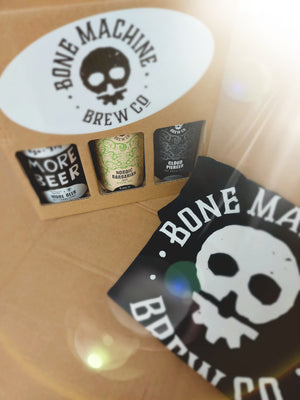 BONE MACHINE T-Shirt & 3-Pack Bundle