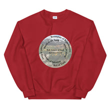 Load image into Gallery viewer, Sweatshirt, The Full Armor of God, Bible Verse Ephesians 6:11